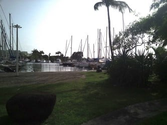 house boat guadeloupe
