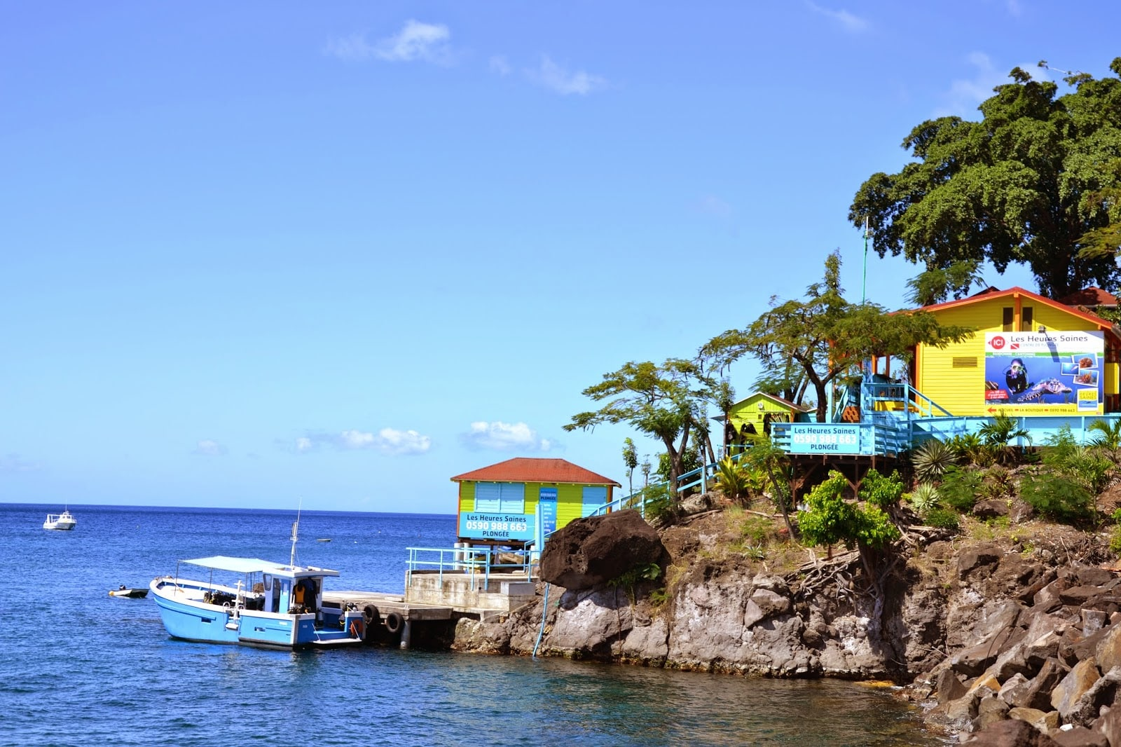 diving guadeloupe