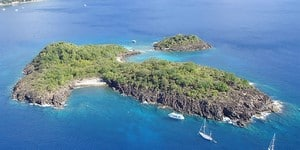 pigeon islands guadeloupe
