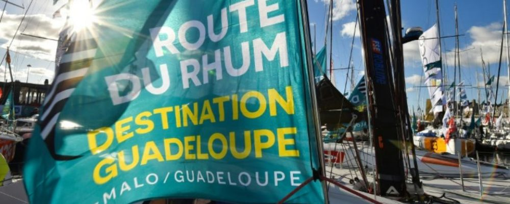 Route Du Rum Is Under Way