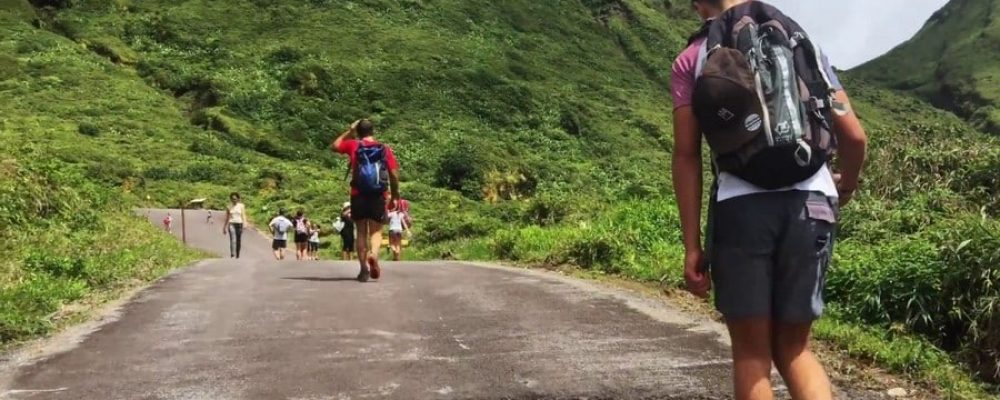 The Best Trails To Visit The Volcano Soufriere