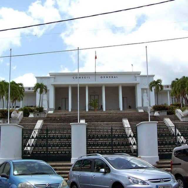 Palace Of The General Council