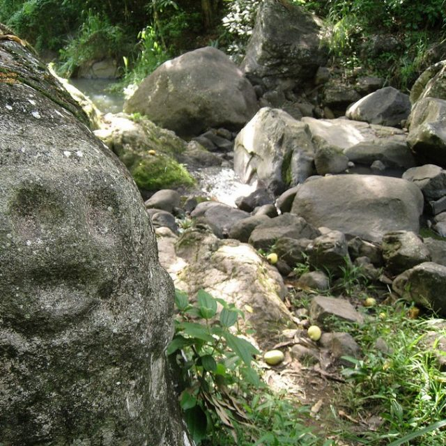 Engraved Rocks Of The Duplessis River