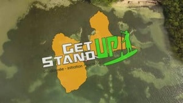 Get Up Stand Up Guadeloupe