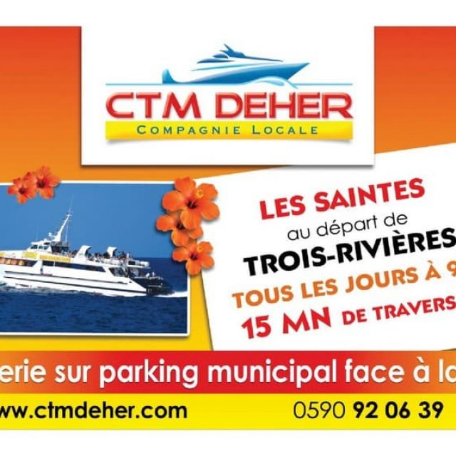 CTM Deher Ferry Boat