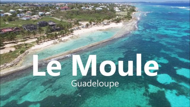 Beautiful Coastal City Of Moule