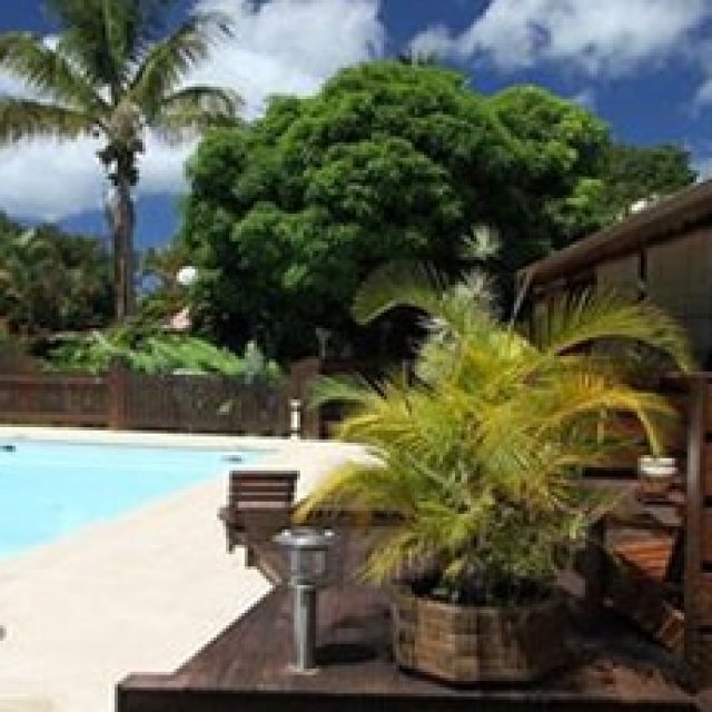 Vert Intense Eco Friendly B n B In Basse Terre