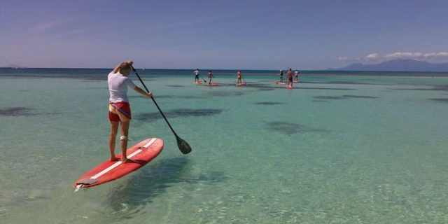 Surfing Guadeloupe