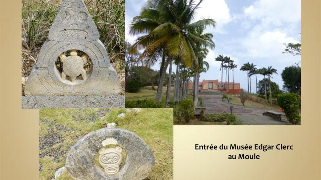 Going Back In Time With The Edgar-Clerc Museum In Moule