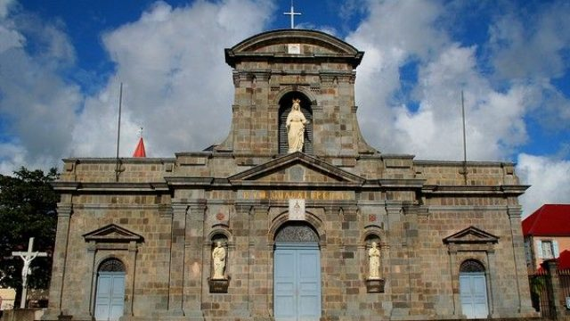 Notre-Dame-Of-Guadeloupe Cathedral