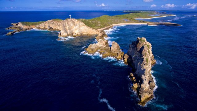 Guadeloupe In The Top 3 Of The Favorite Islands Of Travelers