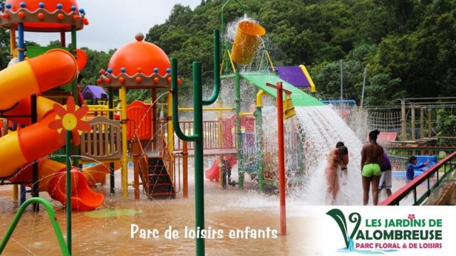 The Gardens of Valombreuse