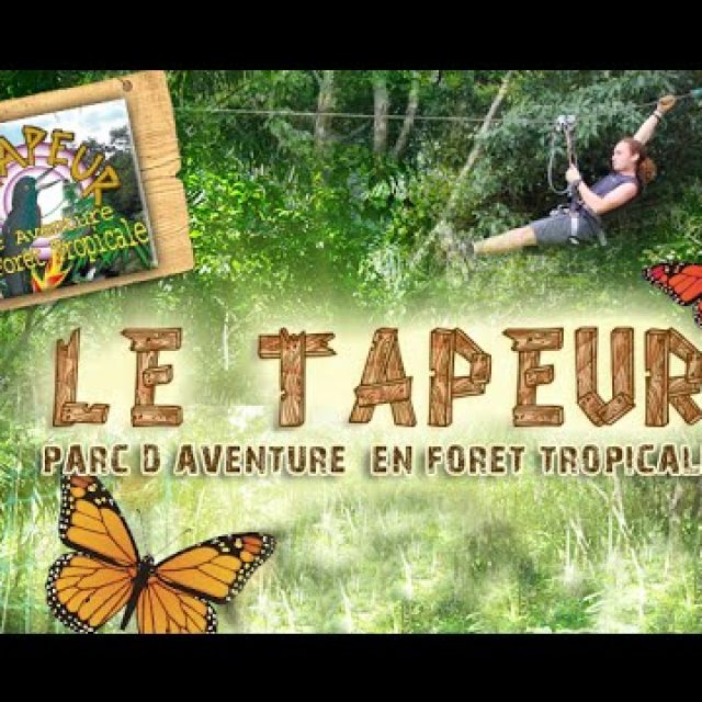The Tappeur Zip Lining