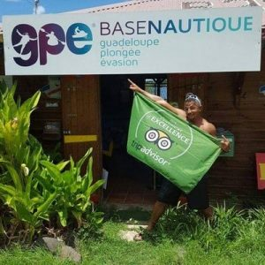 Guadeloupe Diving Evasion