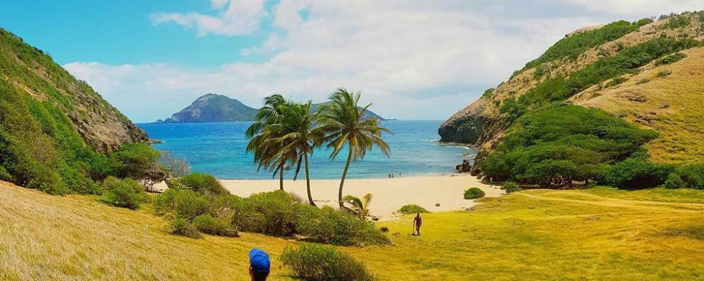 Top 5 Best Beaches In The Saints, Guadeloupe