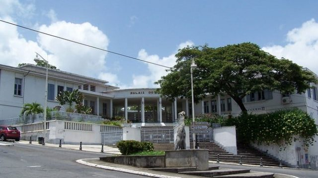 Courthouse Of Basse-Terre
