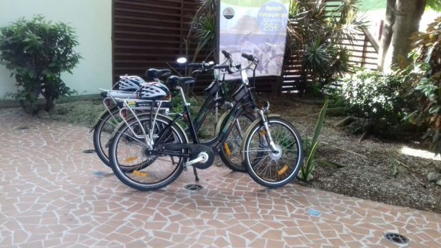 Electric Bike Rental Karulib