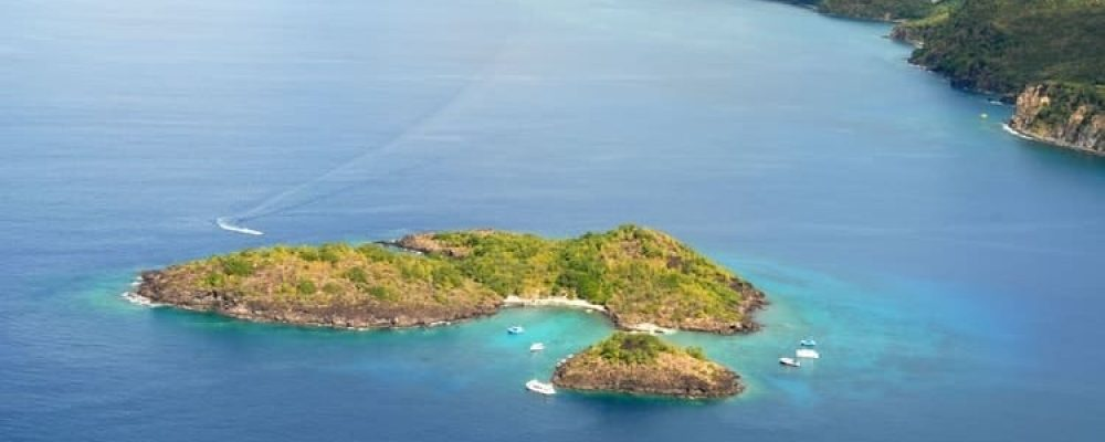 The Pigeon Ilets & The Cousteau Reserve