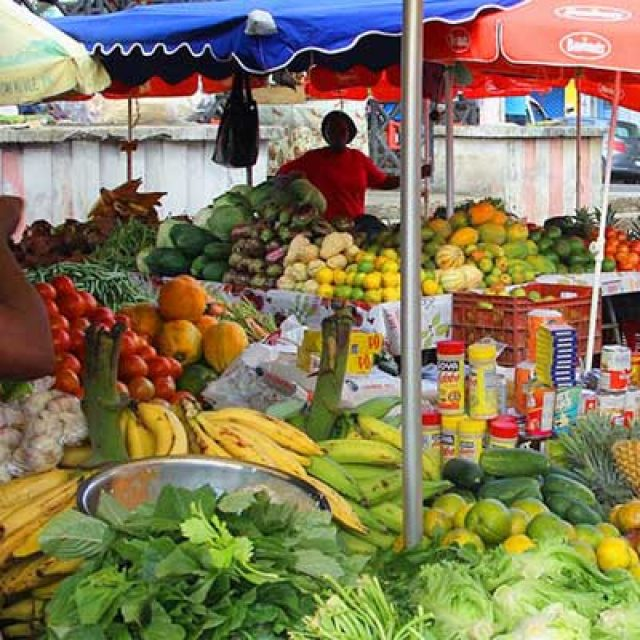 The Large Regional Market For Local Products