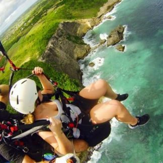 Paragliding Guadeloupe